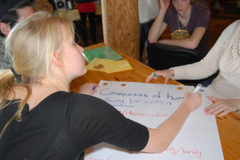 Choose Your Freedom apmācības 7. aprīlis | Patvērums Drošā Māja, cilvēku tirdzniecība, cilvēktirdzniecība, brīvprātīgo apmācības