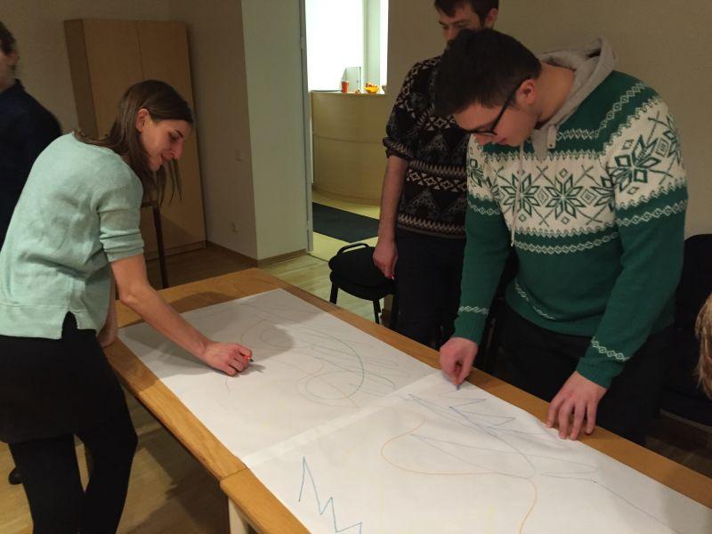 Integrācija caur mākslu Starptautiskajā migrantu dienā | Patvērums Drošā Māja