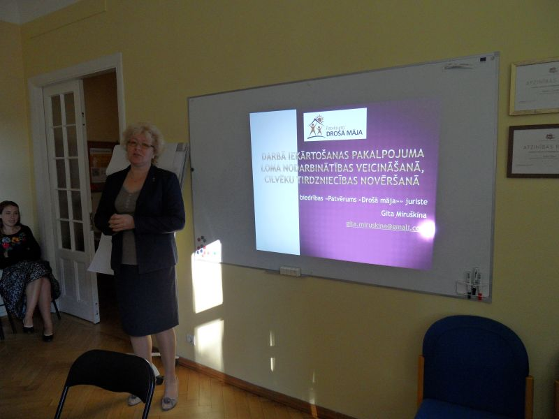 Seminārs NVO koalīcijas dalīborganizācijām 2.diena | Patvērums Drošā Māja