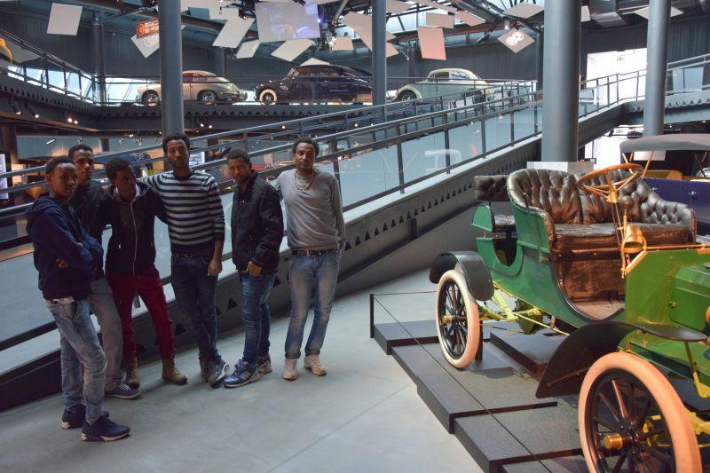 Visit to the Motor Museum | Patvērums Drošā Māja