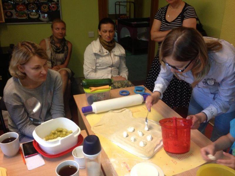 Māmiņas gatavo ravioli! | Patvērums Drošā Māja
