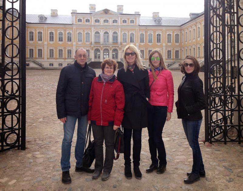Ekskursija uz Rundāles pili | Patvērums Drošā Māja