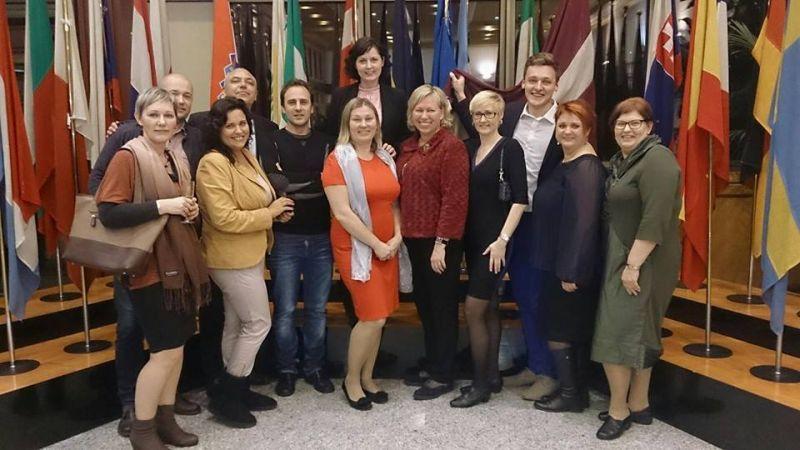European Crime Prevention Awards 2014 | Patvērums Drošā Māja