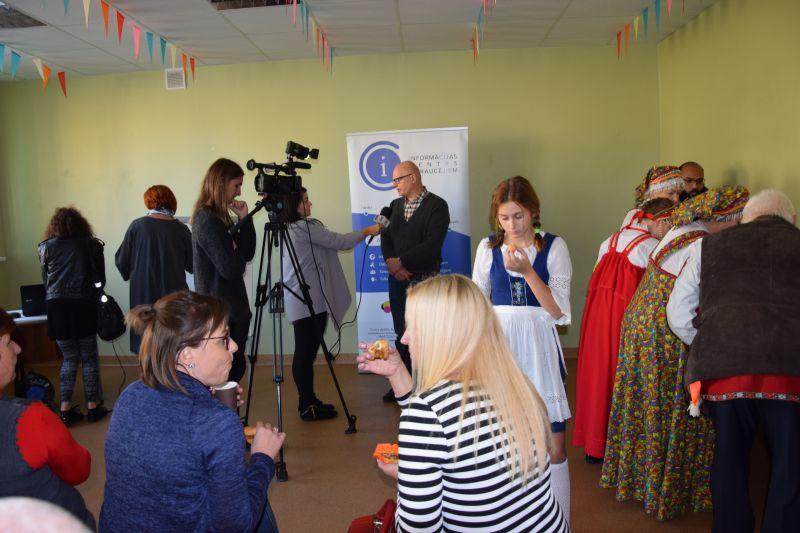 Informācijas centra iebraucējiem Liepājā Atvērto durvju diena | Patvērums Drošā Māja