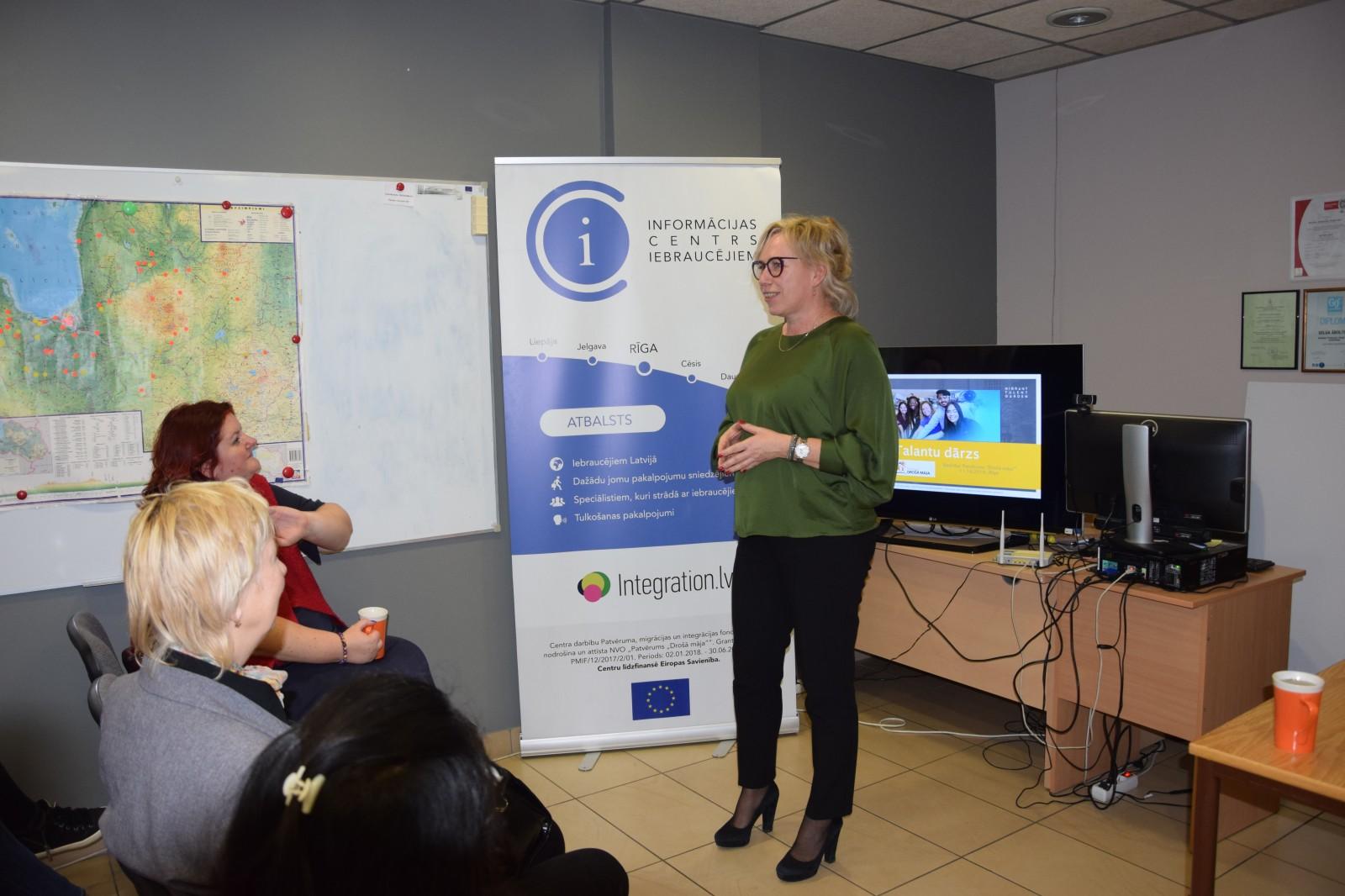 Diskusija par ārvalstnieku uzņēmējdarbības uzsākšanu Latvijā | Patvērums Drošā Māja