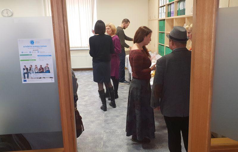 The Open Day in Jelgava 01.02. | Patvērums Drošā Māja