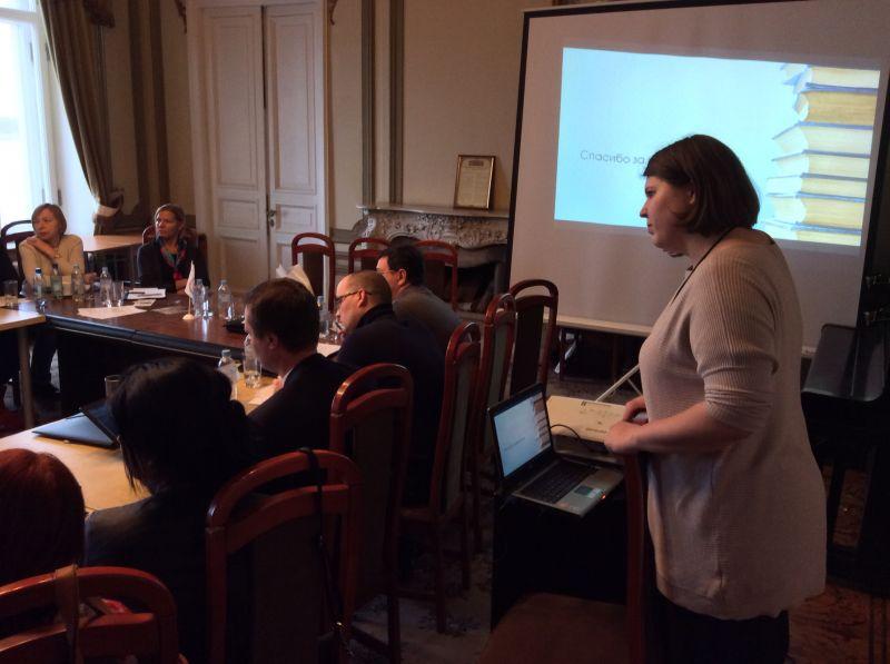 Ekspertu pieredzes apmaiņa Sanktpēterburgā | Patvērums Drošā Māja