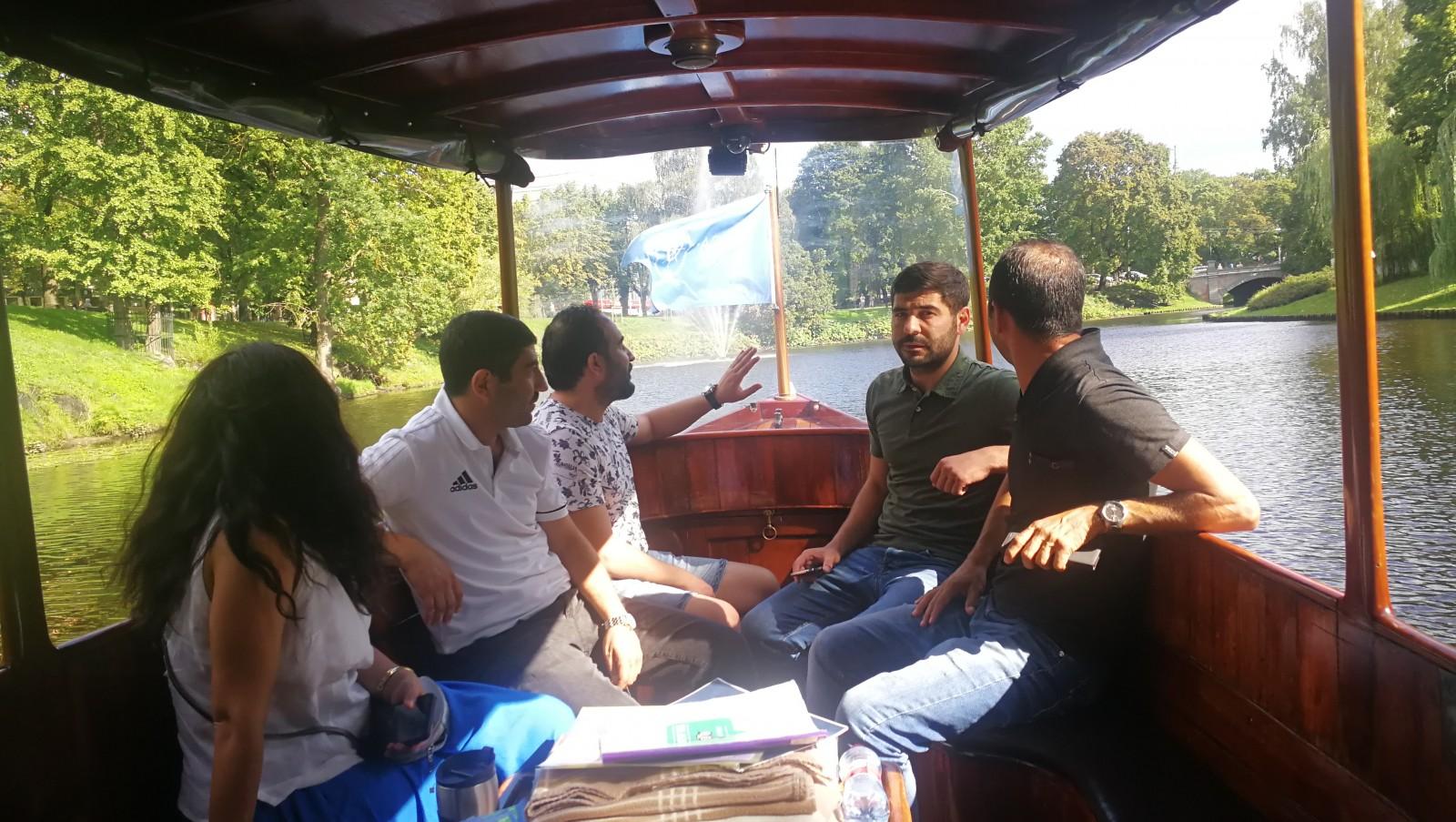 Экскурсия в Риге | Patvērums Drošā Māja