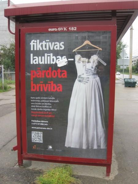 Campaign Sold Freedom | Patvērums Drošā Māja