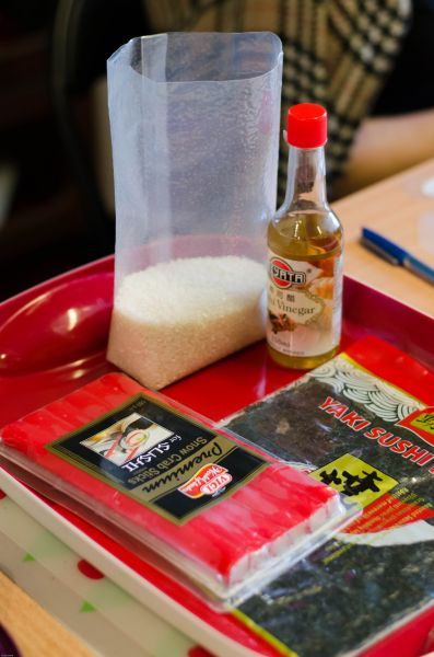 A Sushi Masterclass 12.03.2014. | Patvērums Drošā Māja