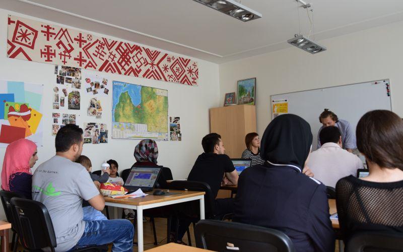 Lessons about Latvia 15.07. | Patvērums Drošā Māja