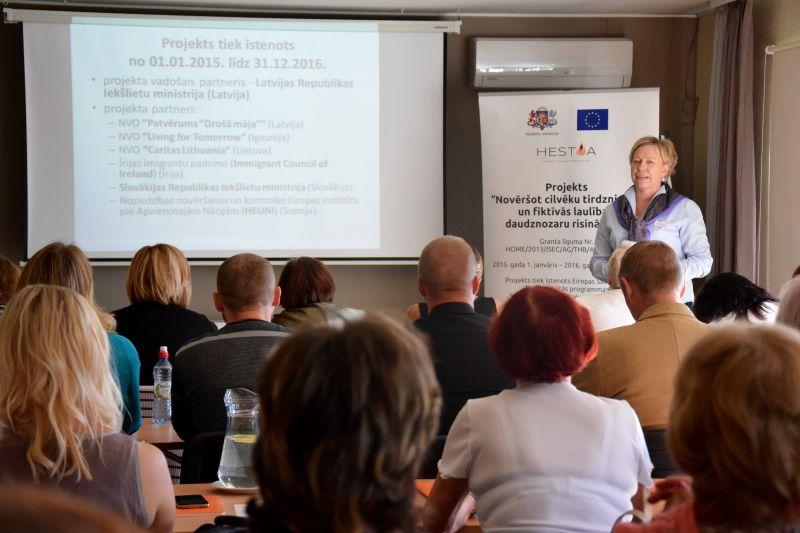Multiplikatoru izglītošana Siguldā 1.diena | Patvērums Drošā Māja