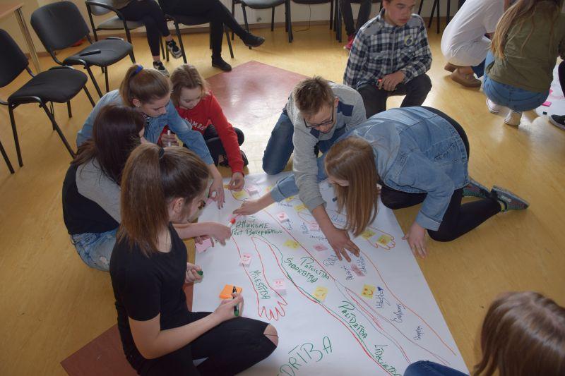 Diskusija Brīvprātīgais darbs starpkultūru vidē | Patvērums Drošā Māja