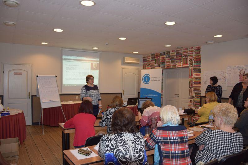Seminars about intercultural communication | Patvērums Drošā Māja