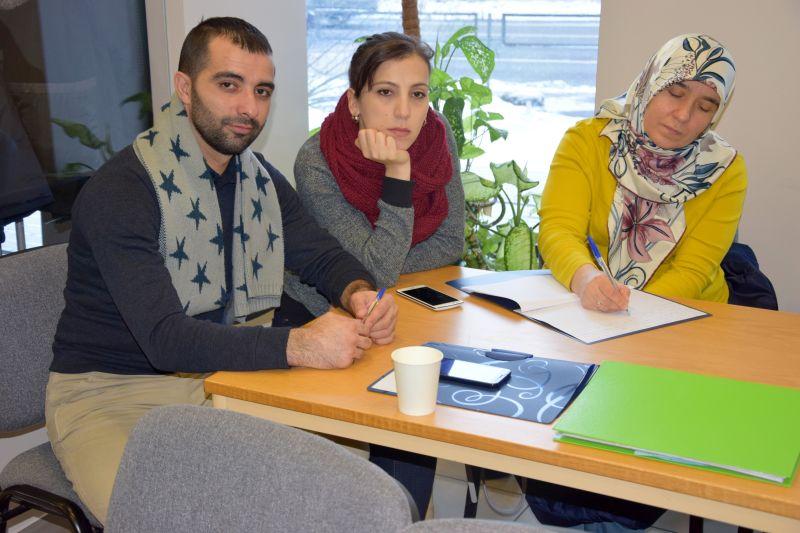 The integration training 7th group | Patvērums Drošā Māja