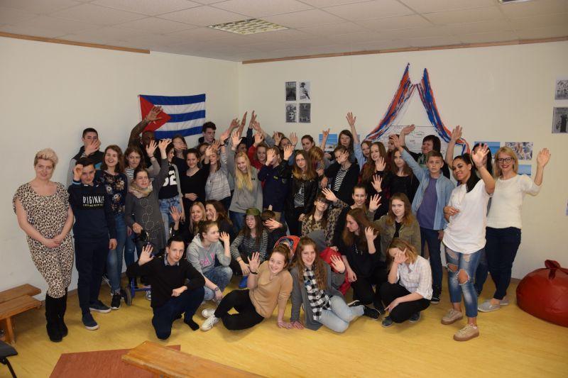 Kubas kultūras vakars Elejā | Patvērums Drošā Māja