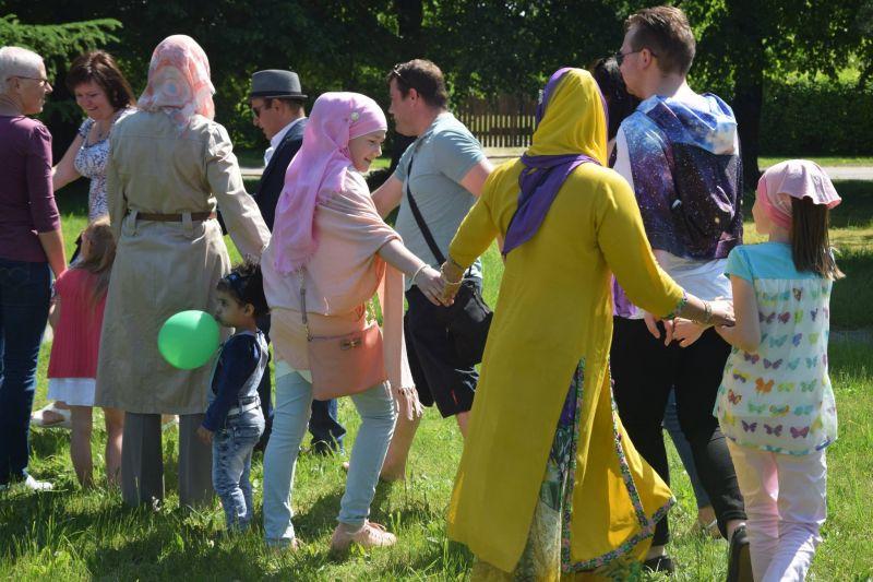 Kultūru daudzveidība mums apkārt   Patvērums Drošā Māja