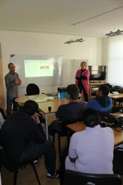 Otrā nodarbība par Latviju 07.12. | Patvērums Drošā Māja