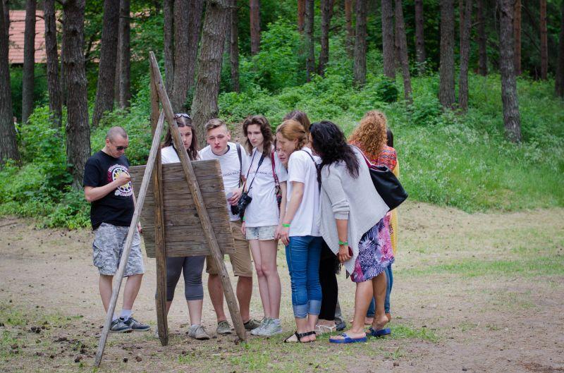 Brīvprātīgo darbs Riču Raču 13.06.2015. | Patvērums Drošā Māja
