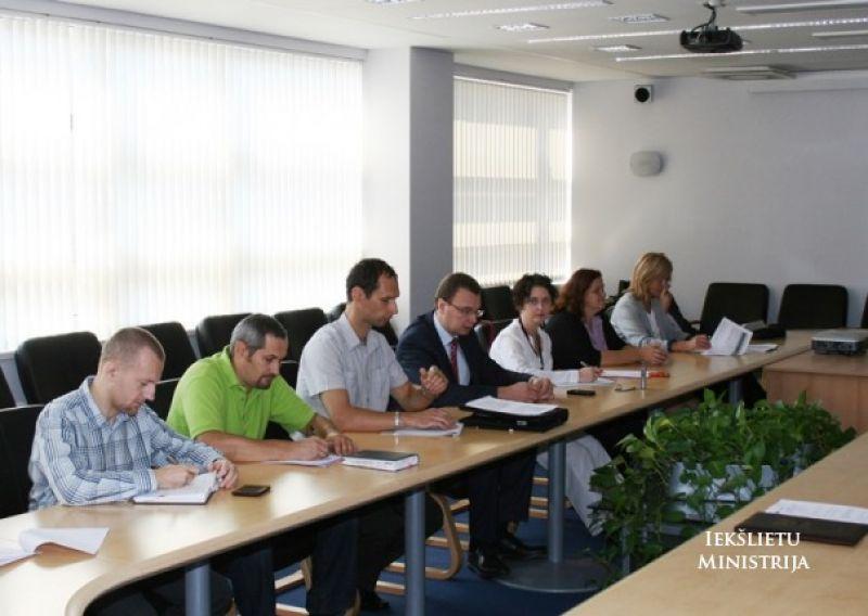 IEM darba grupas sanāksme 13.09. | Patvērums Drošā Māja