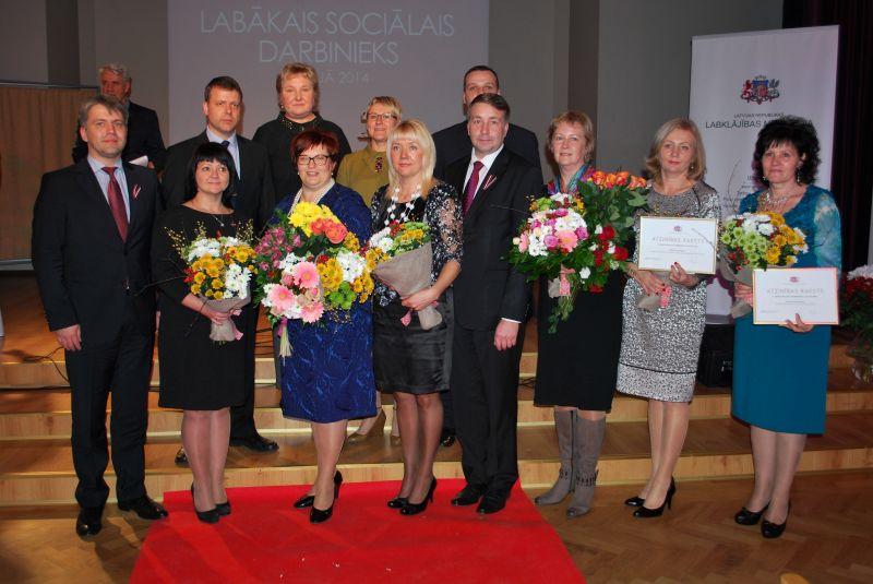 Best Social Worker in Latvia 2014 | Patvērums Drošā Māja