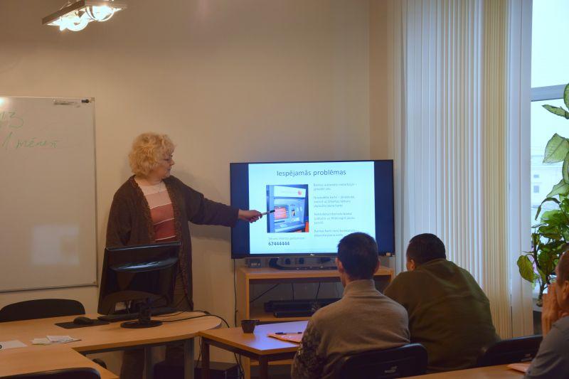 Mācības par Latviju decembris | Patvērums Drošā Māja