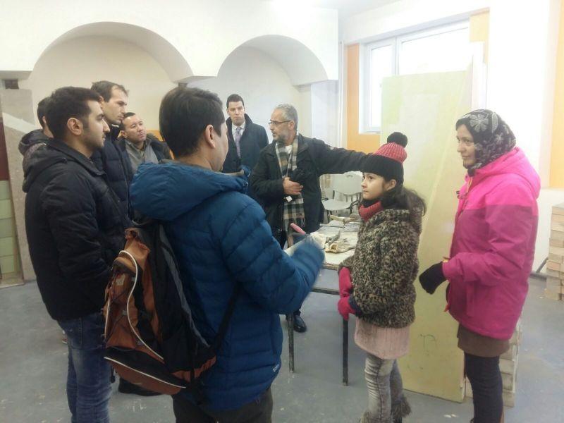 Mācību vizīte BUTS 20.grupa | Patvērums Drošā Māja