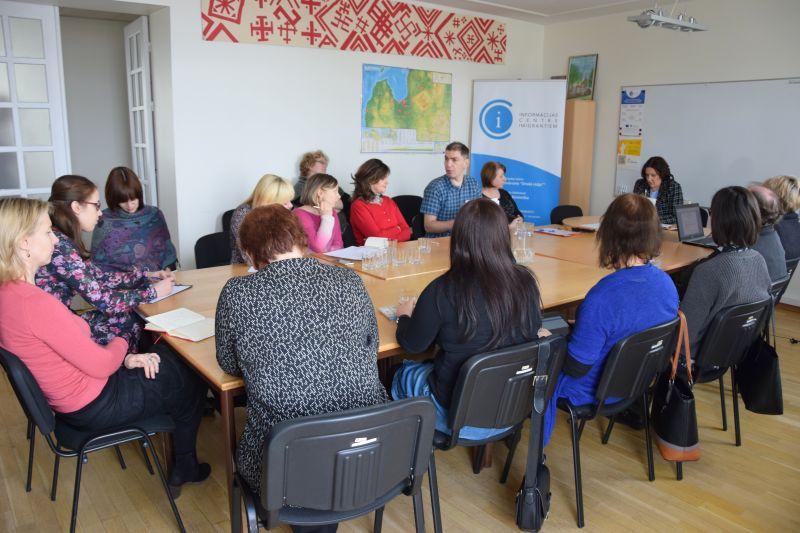 NGO Dialogue Platform 09.03. | Patvērums Drošā Māja