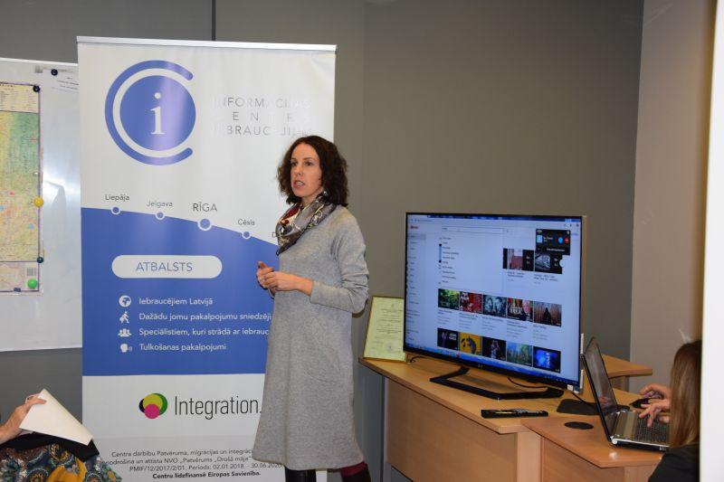 Intersectoral Dialogue Platform December 2018 | Patvērums Drošā Māja