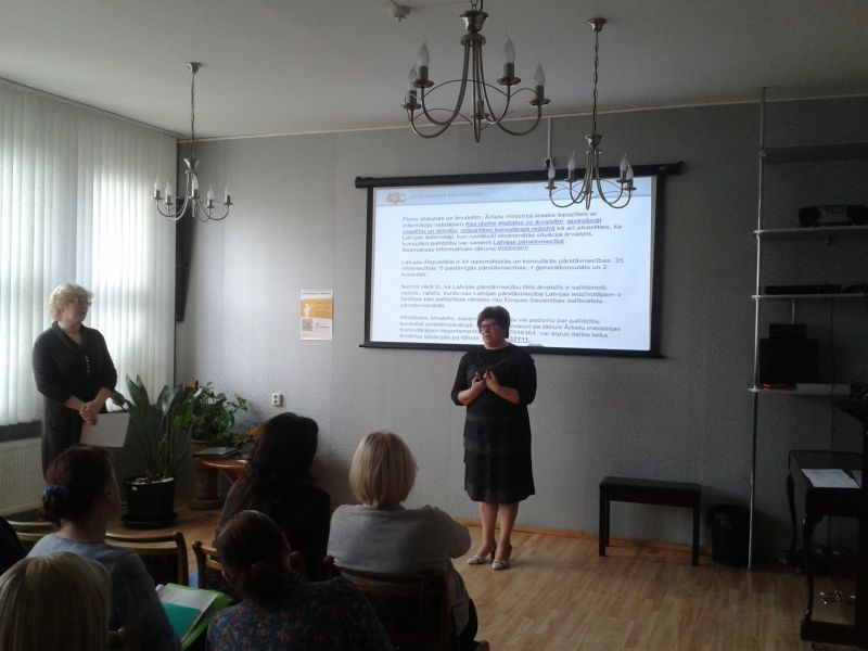 The first regional workshops in Dobele | Patvērums Drošā Māja