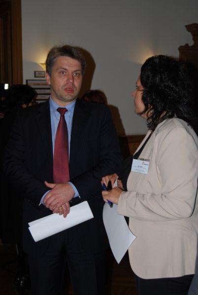 Tiesībsargs Juris Jansons, Rasa Saliņa