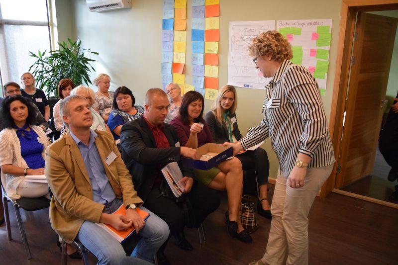 Multiplikatoru izglītošana Siguldā 2.diena | Patvērums Drošā Māja