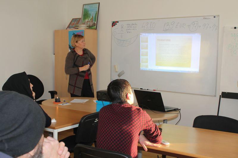 Mācību kurss par Latviju 01.2016. | Patvērums Drošā Māja