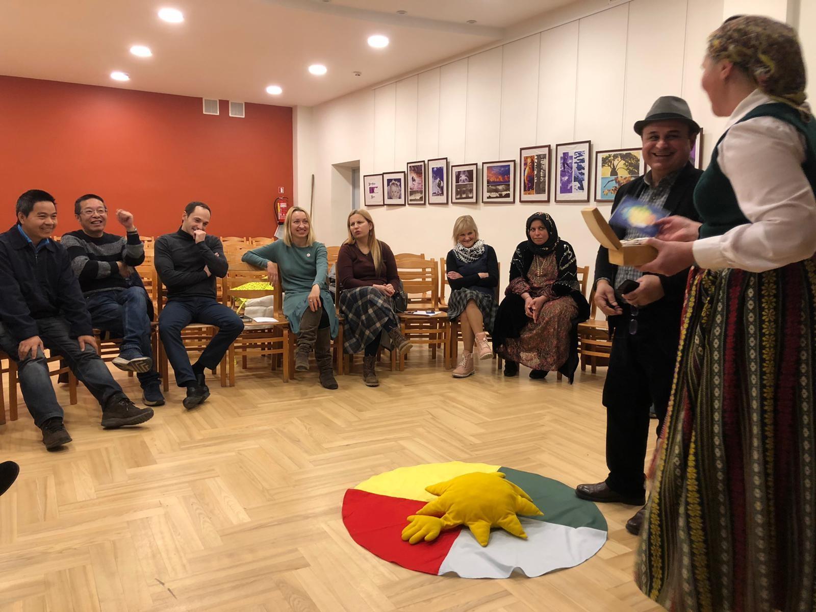 День открытых дверей в Елгаве 28.11. | Patvērums Drošā Māja