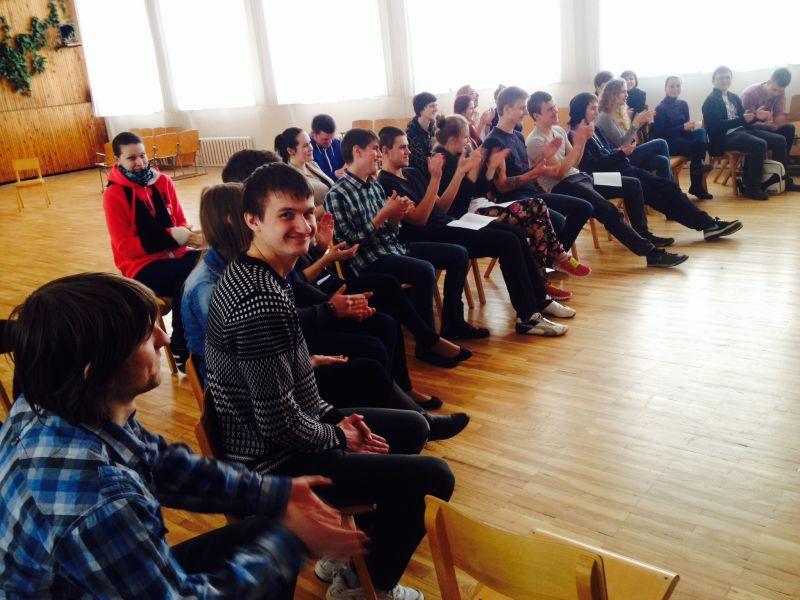 Forumteātra nodarbība Olainē | Patvērums Drošā Māja