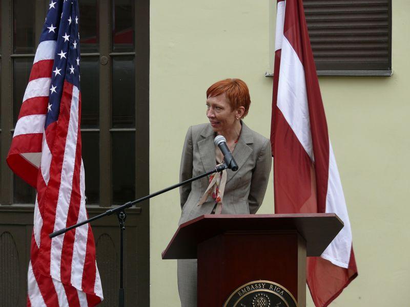ASV ģenerālprokurores vizīte 02.06.   Patvērums Drošā Māja