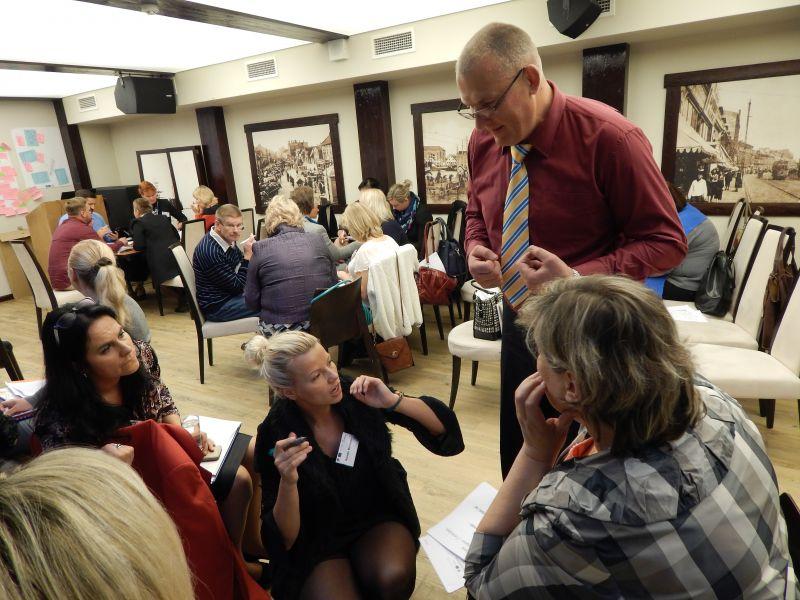 Multiplikatoru apmācības Liepājā 2.diena | Patvērums Drošā Māja