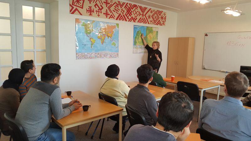 Mācības par Latviju 20.grupa | Patvērums Drošā Māja
