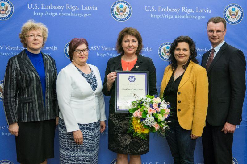 ASV vēstniecības Latvijā oficiālā pieņemšana | Patvērums Drošā Māja