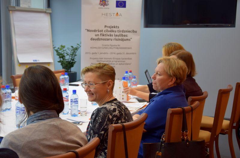 HESTIA final meeting Riga November 16 | Patvērums Drošā Māja