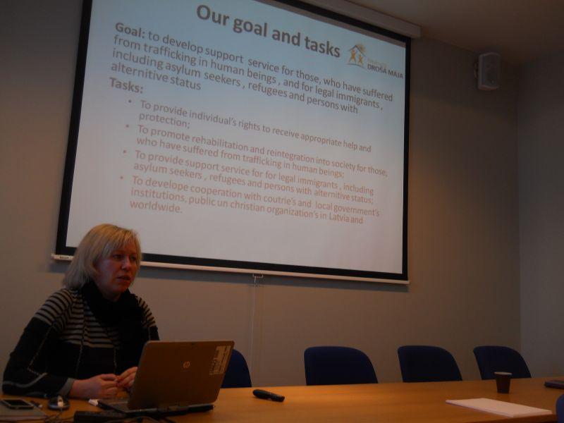 Starpvalstu diskusija par bēgļu integrāciju | Patvērums Drošā Māja