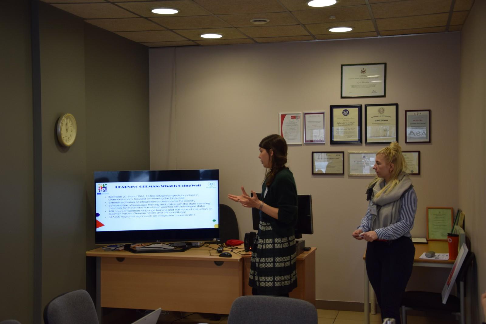 Projekta sanāksme Rīgā | Patvērums Drošā Māja