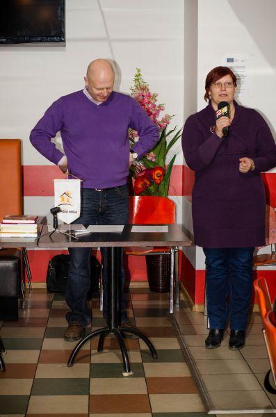 Alvis Šķenders, Sandra Zalcmane