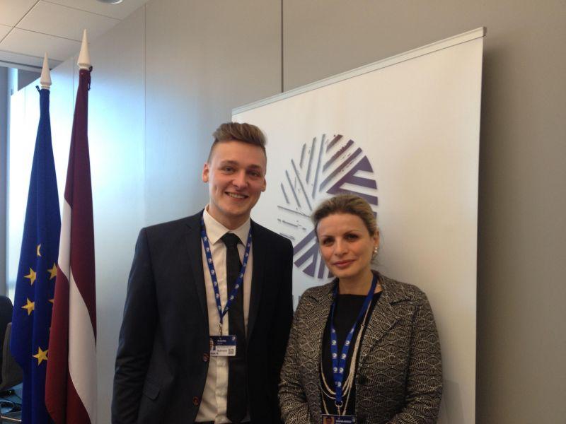 EUCPN valdes sēde Rīgā | Patvērums Drošā Māja