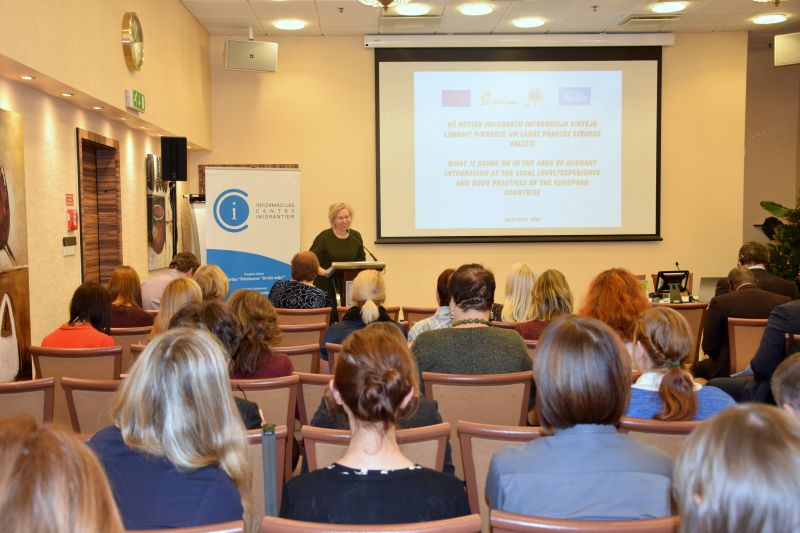 Starptautiska konference par migrāciju   Patvērums Drošā Māja