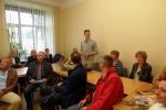Biedrību apmeklē delegācija no 4 valstīm | Patvērums Drošā Māja