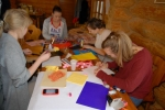 Visual workshop about human trafficking 8.04. | Patvērums Drošā Māja