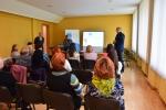 Seminārs Bēgļi - Latvijā un pasaulē Aizkrauklē   Patvērums Drošā Māja