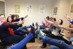 The Third Volunteer Training March 17 | Patvērums Drošā Māja