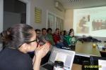 Society is visited by Roterdam students | Patvērums Drošā Māja
